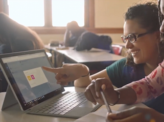 Microsoft 365 Education and F1 Announced, Windows 10 S Laptops for Businesses Unveiled