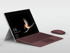 Microsoft Surface Go Tablet Teaser Page Appears on Flipkart, India Launch Looks Imminent