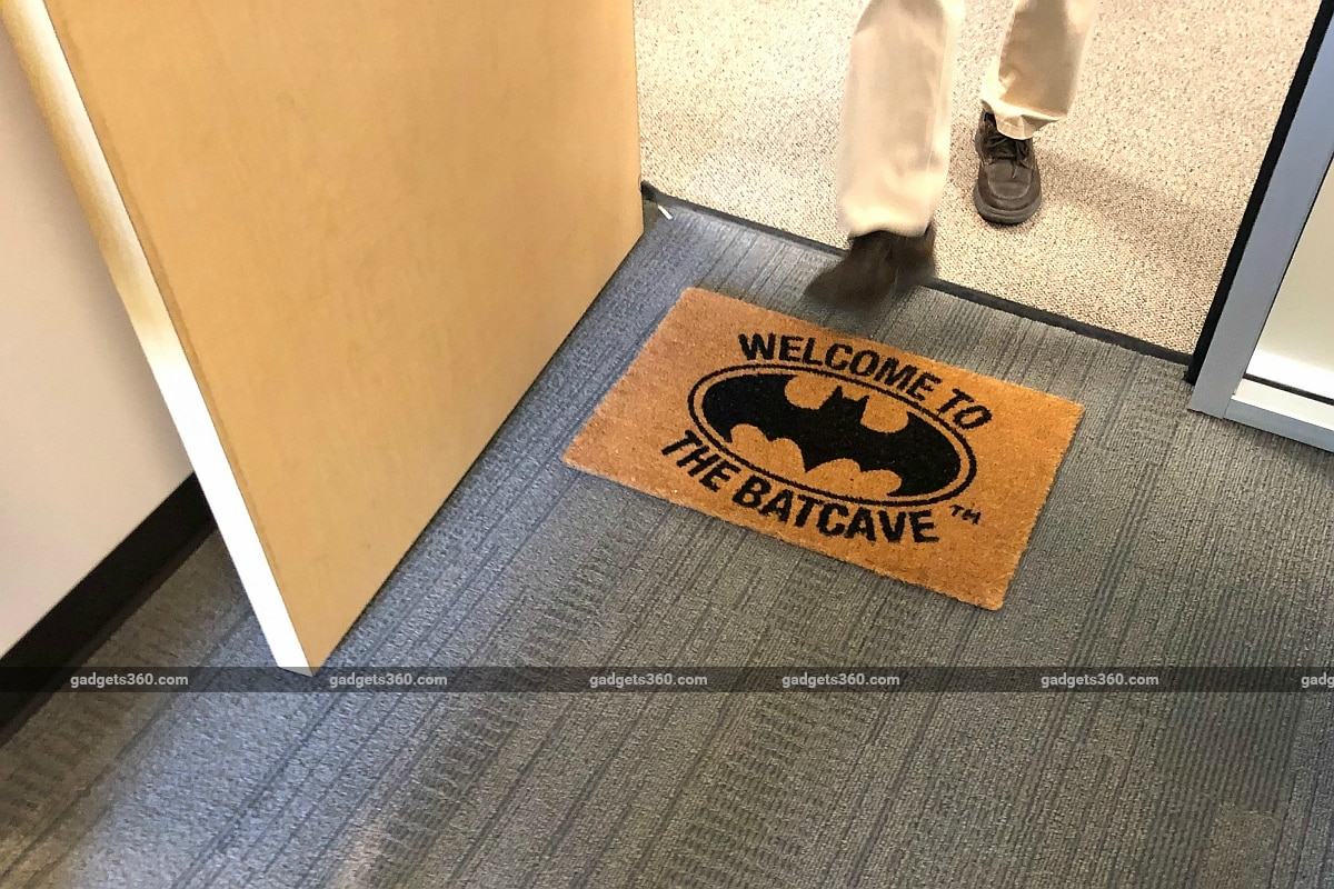 Inside the 'Bat Cave' Where Microsoft's Top-Secret Product Presentations are Designed