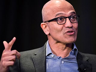 Microsoft CEO Satya Nadella Says Welcomes Scrutiny of Tech Industry That Has Roiled Competition