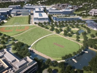 Yes, Microsoft's New Campus in US Will Have a 'Proper' Cricket Ground