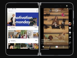 Microsoft Surface Duo Update Brings App Improvements, Bug Fixes
