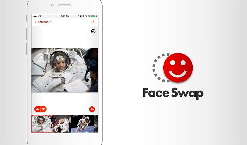 Microsoft's New Face Swap App Includes Bing Image Search and Face Swapping Technology