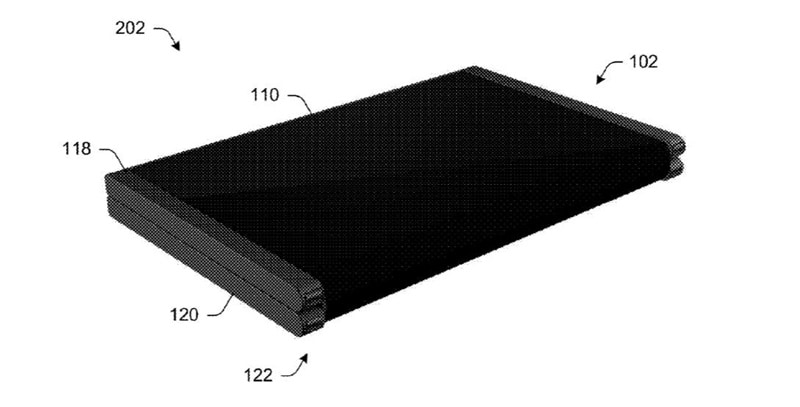 microsoft foldable windows device uspto foldable windows device  Windows device  Microsoft