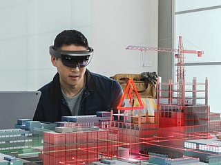 Microsoft Workers Protest Use of HoloLens Headsets for War