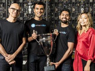 Bengaluru Students' App Wins Microsoft Imagine Cup's Big Data Award