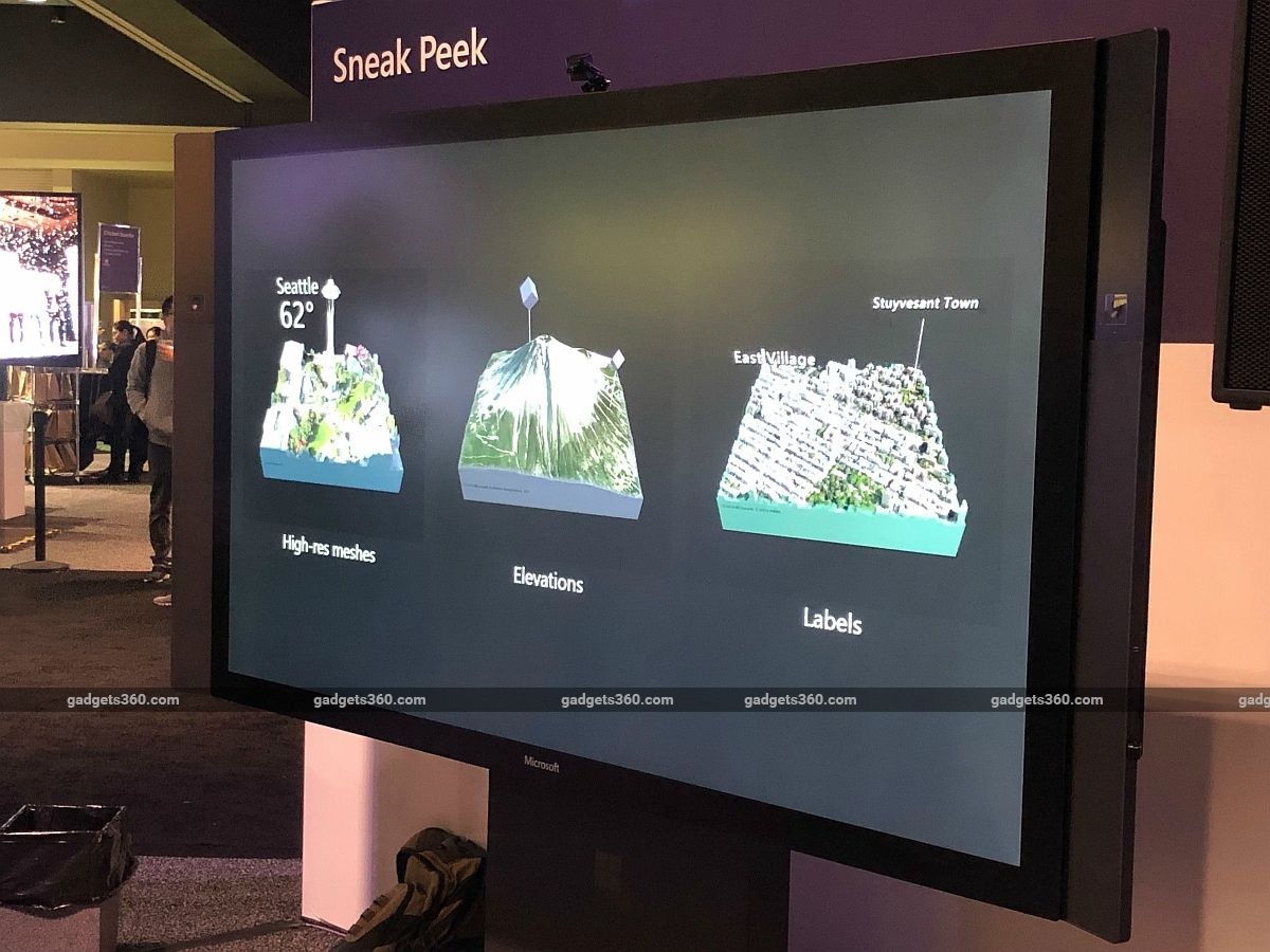 Microsoft Is Adding Mixed Reality to Maps, Enabling an Immersive Experience