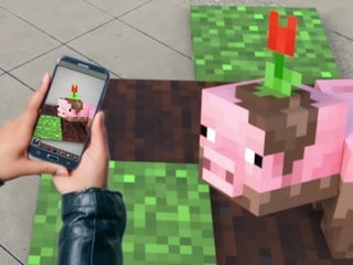 Microsoft Teases Minecraft AR Game at Build 2019, to Rival Pokemon Go