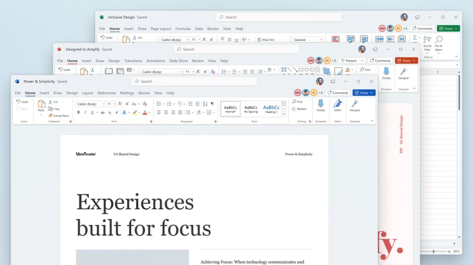 Microsoft Office is Getting a Visual Refresh, 64-Bit ARM Support for Windows 11: All Details