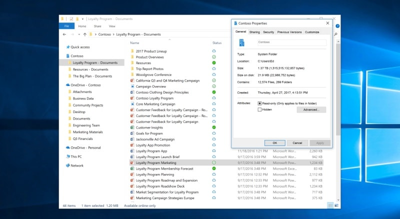 OneDrive for Windows 10 Will Download Files on Demand, Freeing Up Space on Your PC