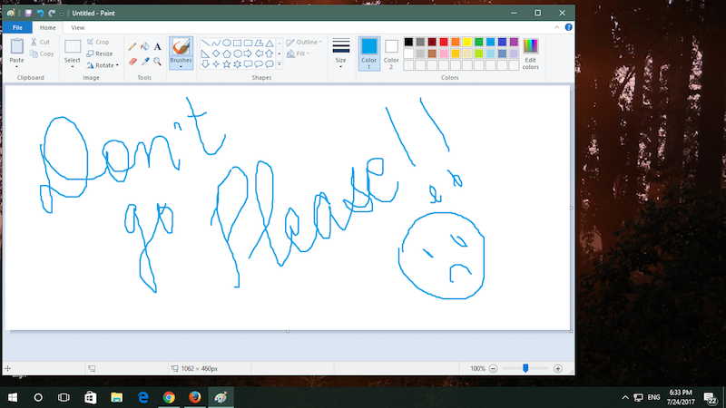 Microsoft Paint may get a worthy Windows 10 upgrade