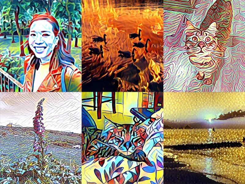 Microsoft Pix Camera Update for iPhone and iPad Adds Prisma-Like Filters