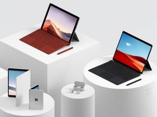Surface Laptop 3, Surface Pro 7 With 10th Gen Intel Core Processors Launched, Surface Pro X With Microsoft SQ1 Processor Also Unveiled