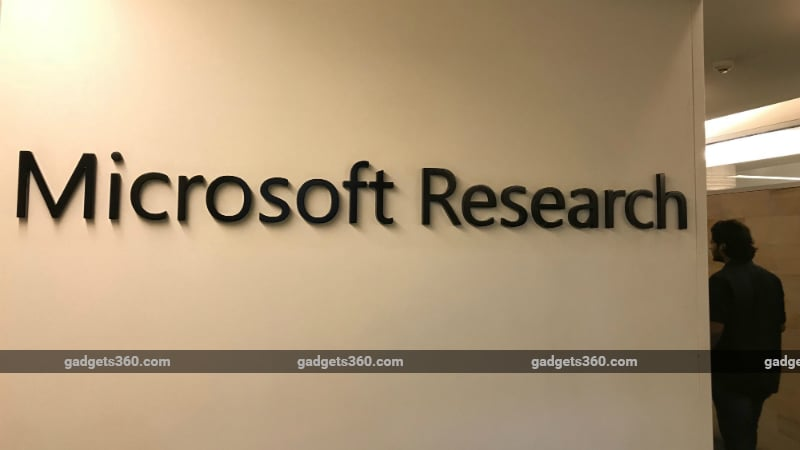 How Microsoft Research Lab in India Is Building Projects for the World