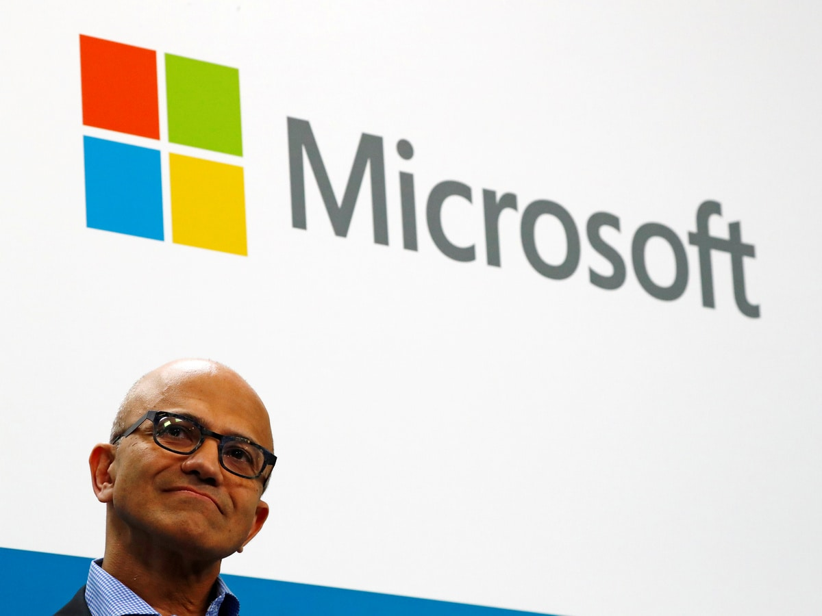 Microsoft Posts Better-Than-Expected Profits on Cloud Business Growth