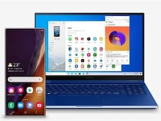 Samsung Galaxy Note 20 Series Users Will Be Able to Run Mobile Apps on Windows 10 PC