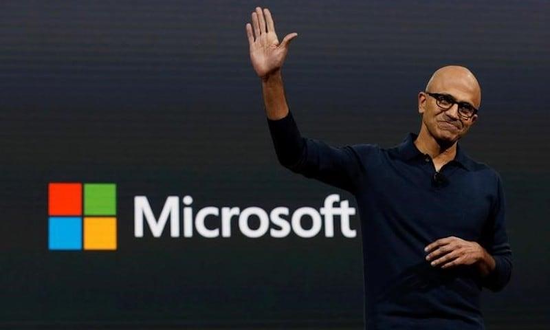 Satya Nadella Bets LinkedIn Data Can Help Microsoft's Dynamics 365 Challenge Market Leader Salesforce