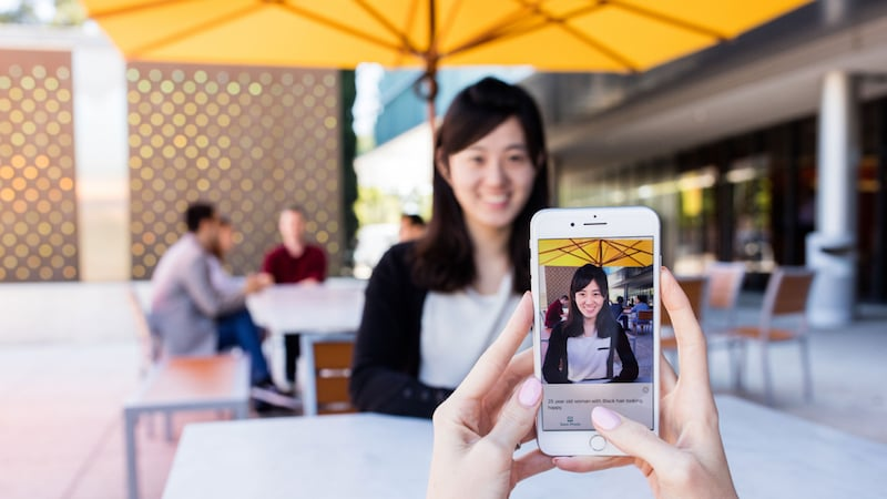 Microsoft Seeing AI Is a Talking Camera App for the Visually Challenged