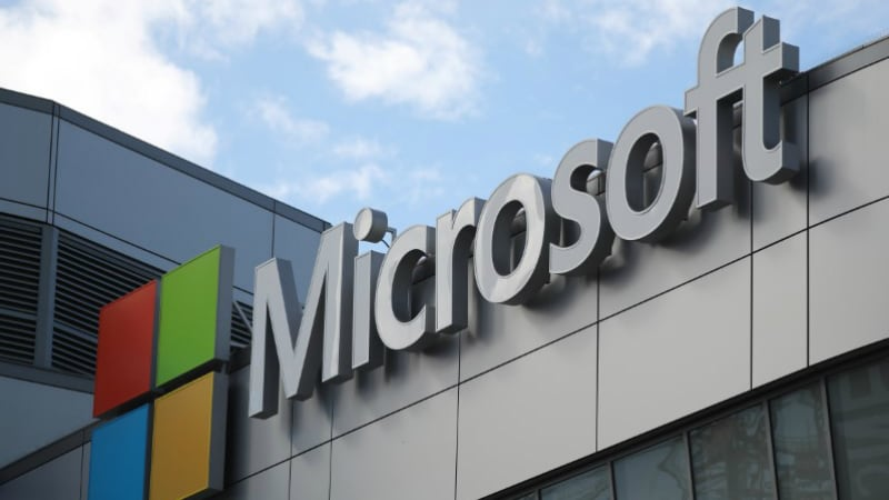 Microsoft Stock Hits All-Time High Over Blockbuster Quarterly Results