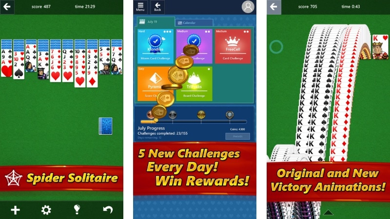 Solitaire – apps on google play.