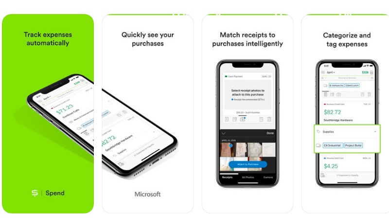 Microsoft Spend Is a New Expense Tracker App for iOS