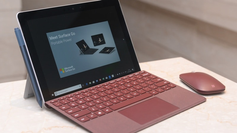 Microsoft India Says Surface Go Will Add to Its Growth in 2019