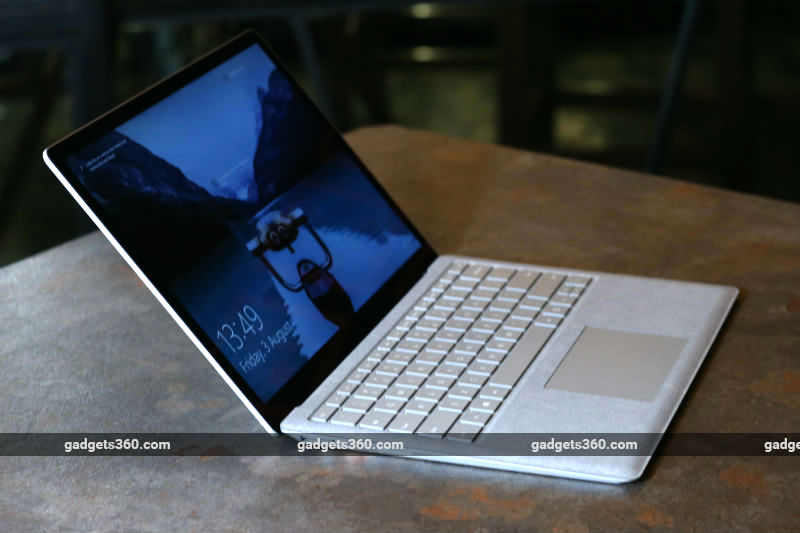 Microsoft Surface Laptop Review | NDTV Gadgets360 com