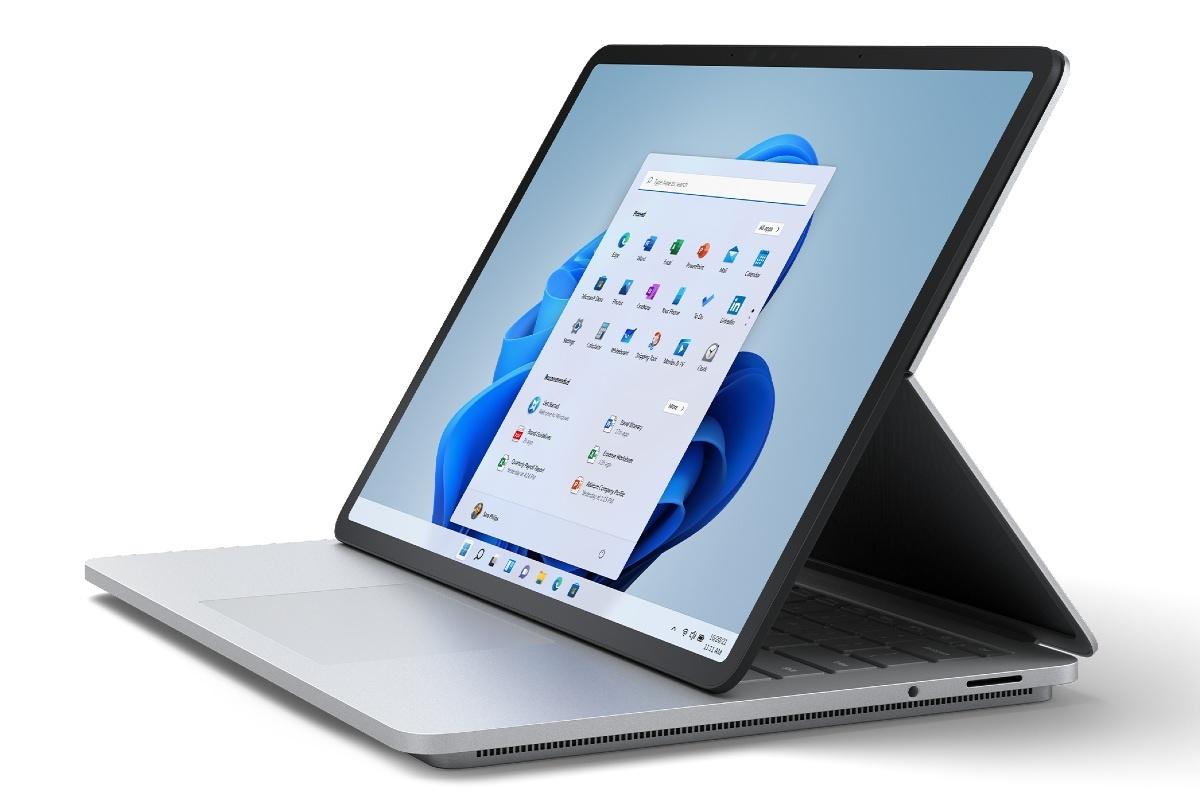 microsoft surface laptop studio image Microsoft Surface Laptop Studio