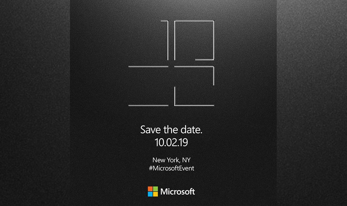 Microsoft Hosting an Event on October 2, New Surface Devices Expected