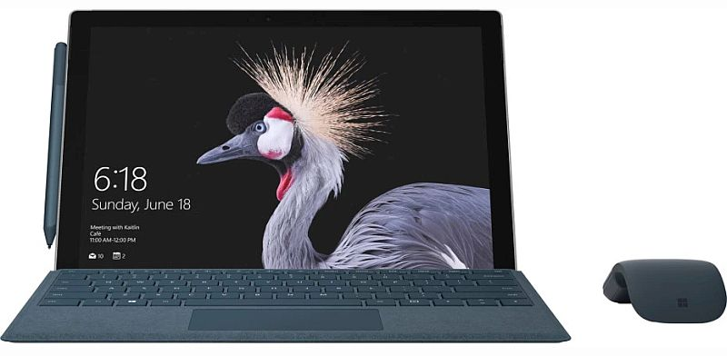 Microsoft Surface Pro Press Renders Appear Ahead of Tuesday's Shanghai Event