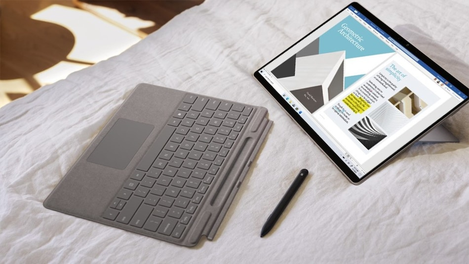 Microsoft Surface Pro X 2020 Now Available for Purchase in India, Pricing Starts at Rs. 1,49,999