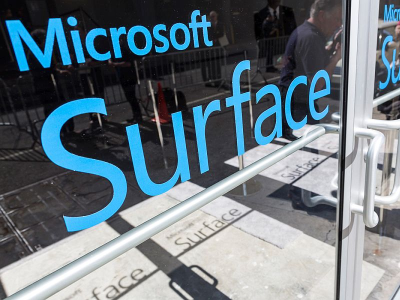 Pegatron Reportedly Working on Trial Production of Microsoft Surface Phones