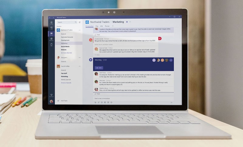 Microsoft Teams Gets Flow Connector, Bringing Communications to Automated Workflows