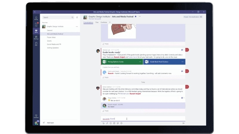 Microsoft Teams Gets Guest Access Feature for Office 365 Commercial, Education Users