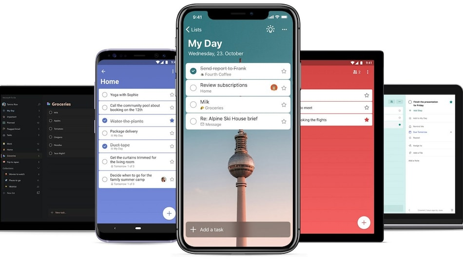 Microsoft To Do Adds New Features as Wunderlist Shuts Down