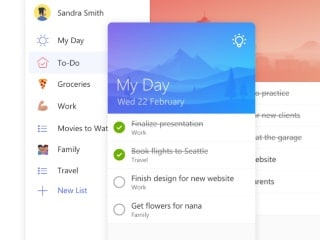 Microsoft To-Do App Released for Android, iOS, and Windows 10