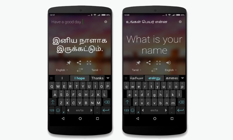 Microsoft Translator Gets Text Translation Support for Tamil
