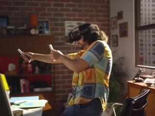 Microsoft Patents Wand-Like Augmented Reality Controller