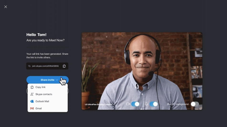 Microsoft Is Bringing a Skype Meet Now Button to Your Windows 10 Taskbar for Quick Video Calls