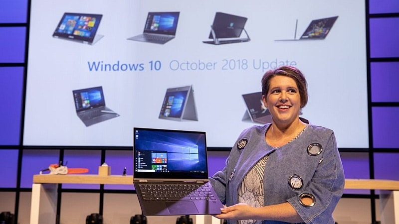 Windows 10 Is Now on Over 800 Million Devices, Says Microsoft