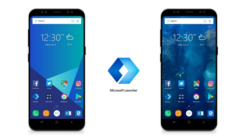 Microsoft Launcher Update Brings Sticky Notes, To-Do Card Integration, Cortana Support