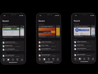 Microsoft Word, Excel, PowerPoint, OneNote Get Dark Mode on iPhone and iPad