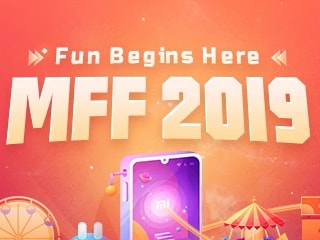 Mi Fan Festival 2019 Sale: Offers on Poco F1, Redmi Note 7 Pro, Mi TV, and Re. 1 Flash Sale