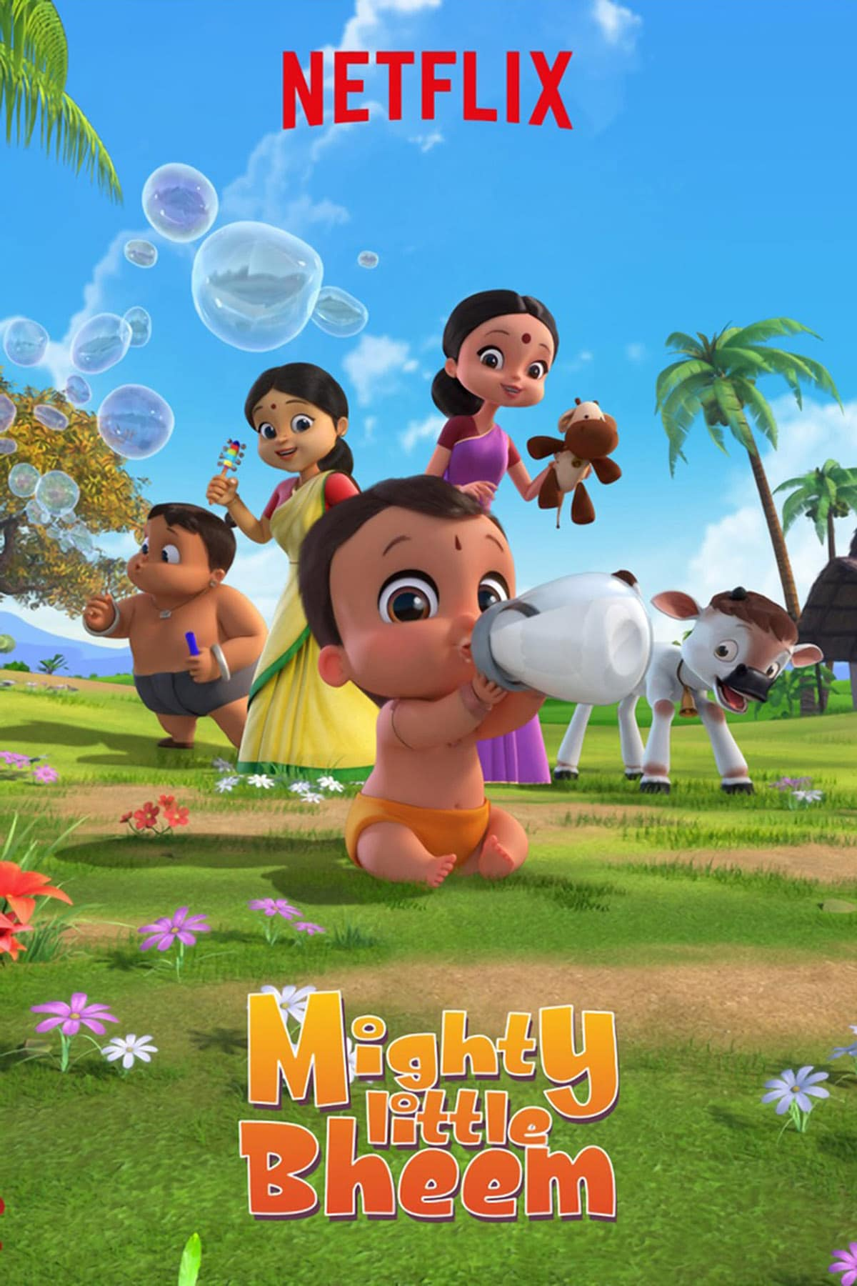 mighty little bheem poster Mighty Little Bheem