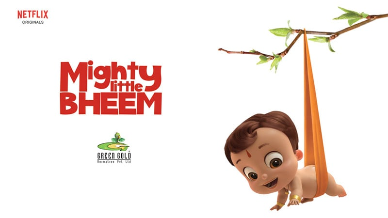 Netflix's Mighty Little Bheem Is Its First Indian Original for Kids