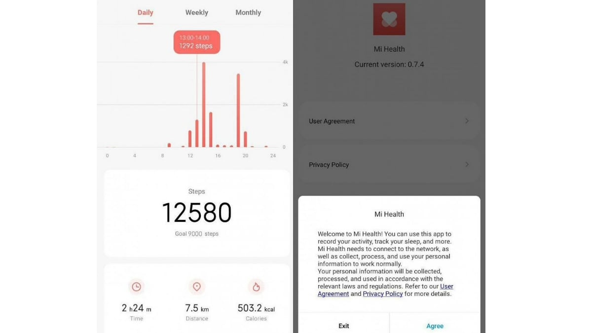 Xiaomi's New Mi Health App Spotted in Latest MIUI Beta: Report