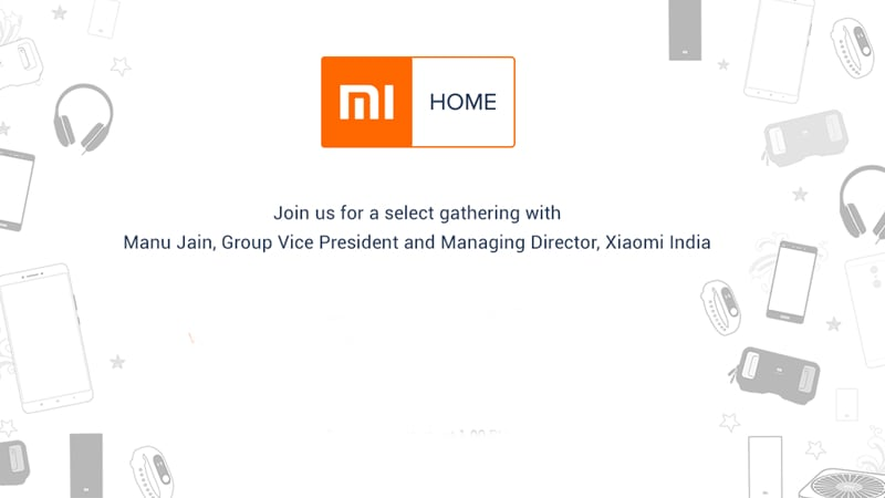 Xiaomi to unveil its first Mi Home store in India