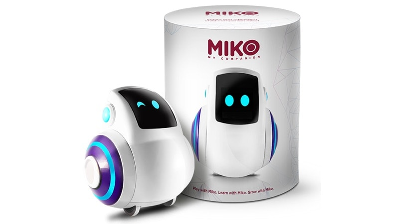 Meet Miko, India's First 'Emotionally Intelligent' Companion Robot for Kids