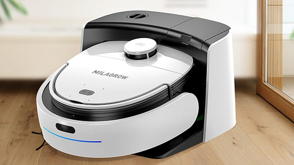 Milagrow iMap Max, iMap 10.0, Seagull Robot Vacuum Cleaners Launched in India