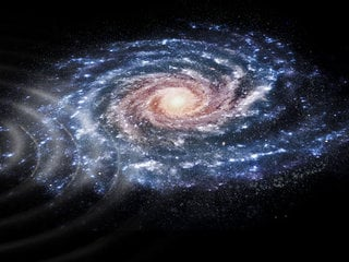 ESA's Gaia Detects Unexpected Disruption in Milky Way